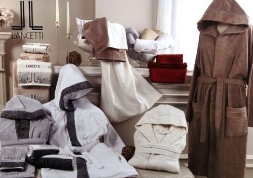 Набор парных халатов Стонио