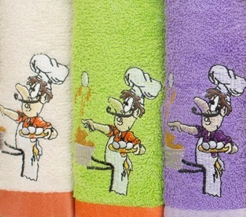 Набор кухонных полотенец Поворята