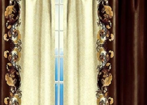 Набор покрывало и шторы Кари