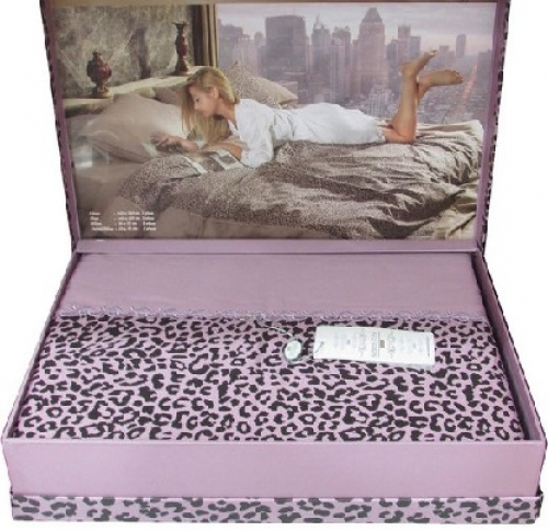 Леопардовое постельное белье Эспир