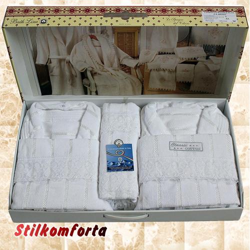 Комплект халатов семейный Класимо 8
