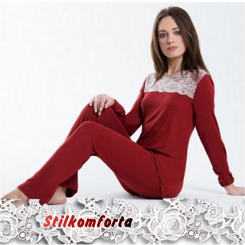 Женская пижамка модал 4457