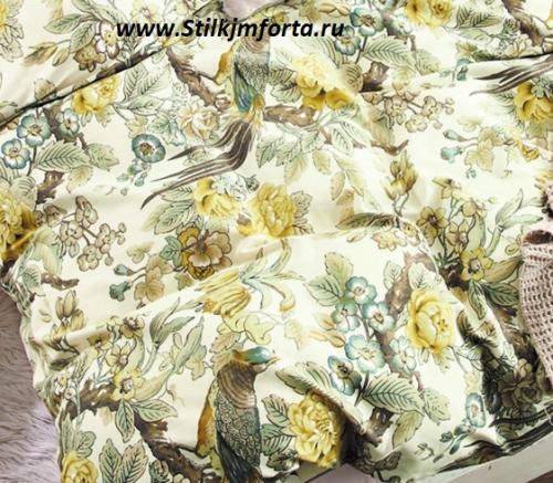 Постельное белье сатин 1-S302