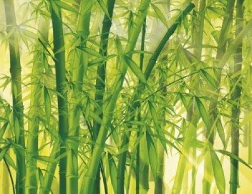 Подушка бамбук Роза