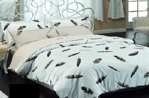 Дизайнерское постельное белье Плуме