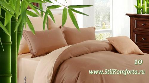 Постельное белье бамбук VBS 010