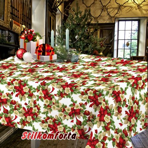 Рождественская скатерть Баканеви
