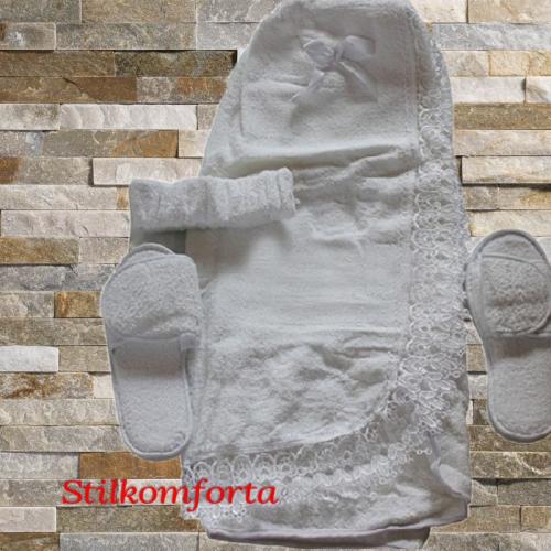 Парео для сауны женский Вита