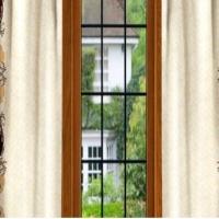 Большие шторы в зал Кари