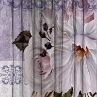 Тюль 3D / фототюль Воспоминания