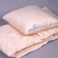 Подушка одеяло стеганое трасформер два в одном
