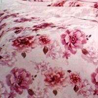 Постельное белье сатин с вышивкой 050