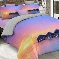 Дизайнерский комплект постельного белья А 007s