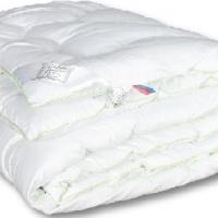 Одеяло Алое люкс теплое