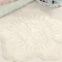 Фигурный коврик для ванной Розалинд хлопок