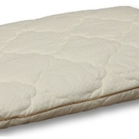 Подушка овечья шерсть меренос и пленка ядра кедрового ореха