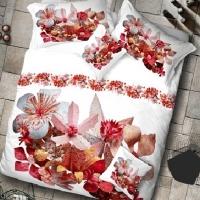 Подарочное постельное белье Флау K-0014