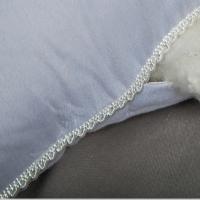 Шелковая подушка с ортопедической вставкой Премиум