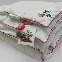 Одеяло бамбук Роза