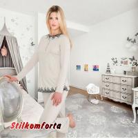 Женская пижама модал Анича