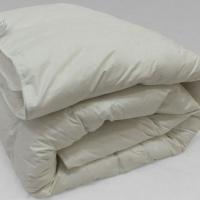 Одеяло белый гусиный пух кассетное Воздушное