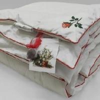 Одеяло Роза / бамбук