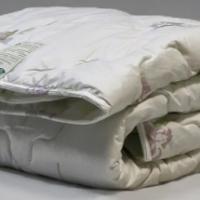 Одеяло Бамбук Ирисы