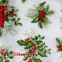 Рождественская скатерть Остролист