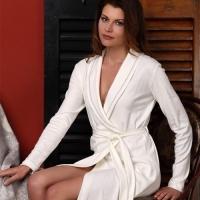 Женский халат Гелла
