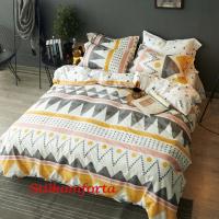 Подростковое постельное белье сатин Скандинавия